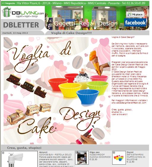 Voglia di Cake Design - dbliving.com