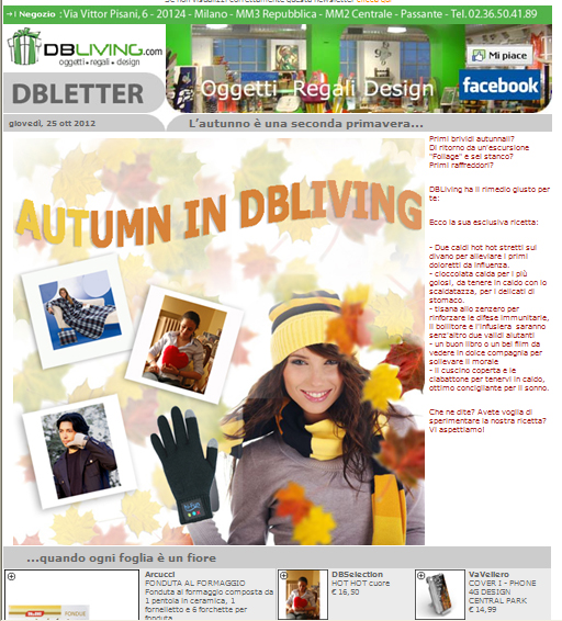 Autumn in dbliving - dbliving.com