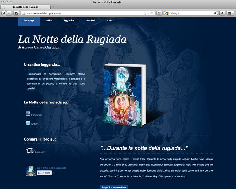 Lanottedellarugiada.com - Home - aurorachiara.com