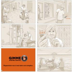 """Virale per Gimme5 - Proposta """"Il regalo più bello"""""""