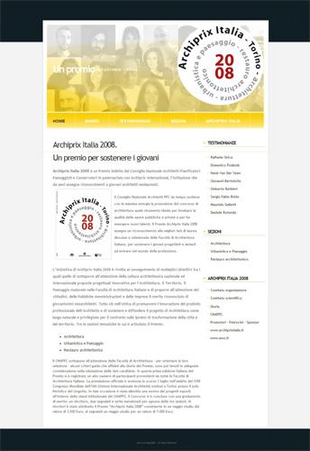 Archiprix - mini siti - aurorachiara.com