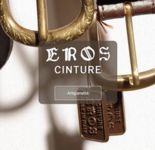 Sito internet di Cinture Eros