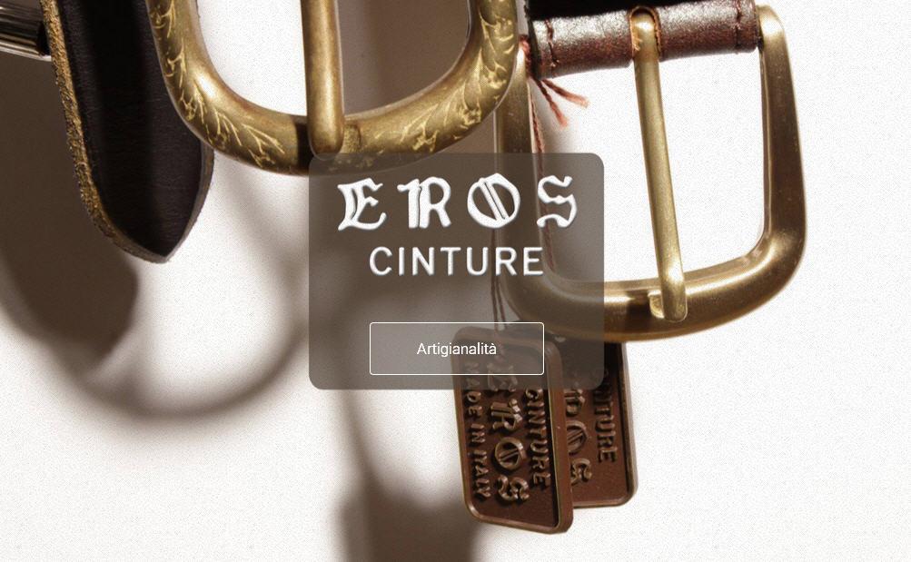 Sito internet di Cinture Eros - aurorachiara.com