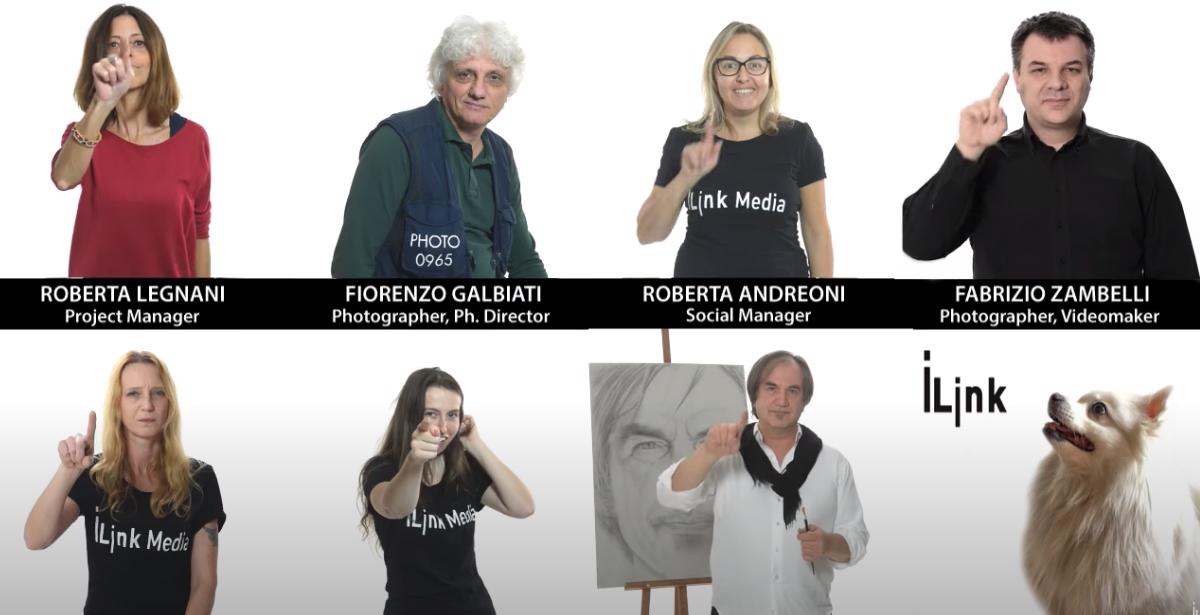 Intervista multipla - ilinkmedia - aurorachiara.com