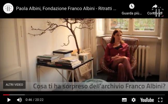 Videointervista di Paola Albini FourExcellences - www.fourexcellences.com - aurorachiara.com