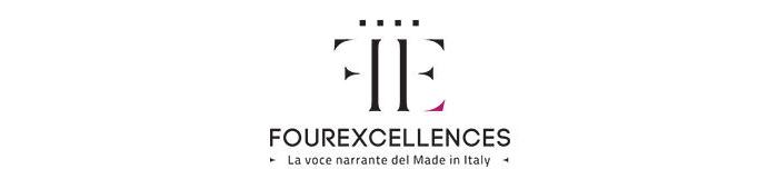 Logo FourExcellences - www.fourexcellences.com - aurorachiara.com