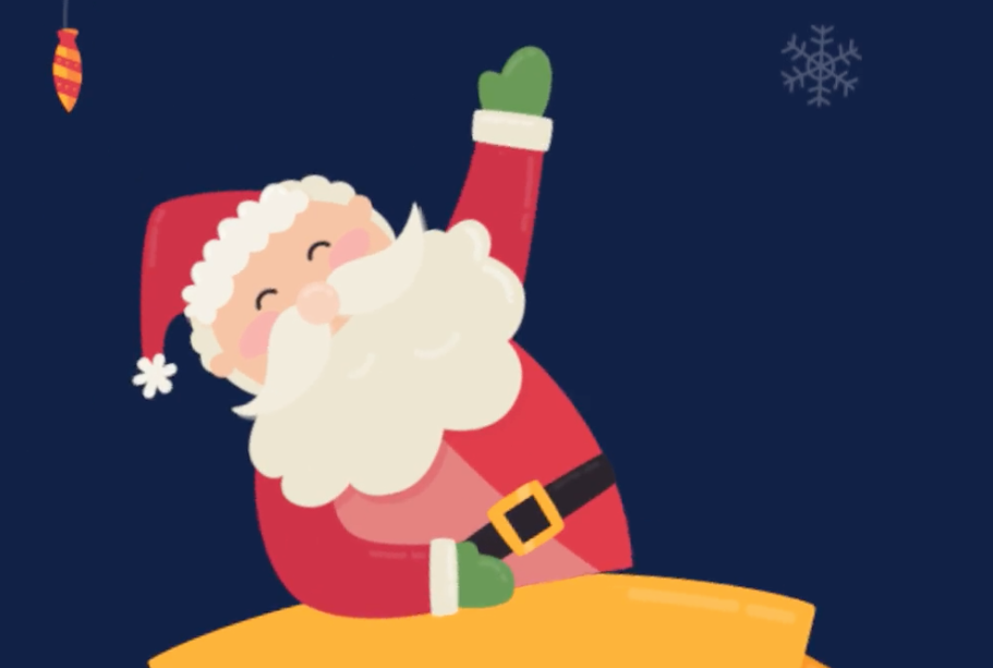 Animazione per post Fb Natale